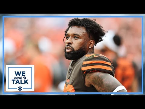Video: Jarvis Landry talks what happened during Week 1 and playing with Odell Beckham Jr. | We Need to Talk