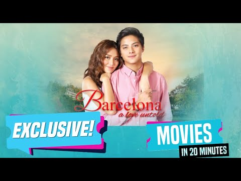 Barcelona: A Love Untold in 20 minutes! | Sinehub Exclusives
