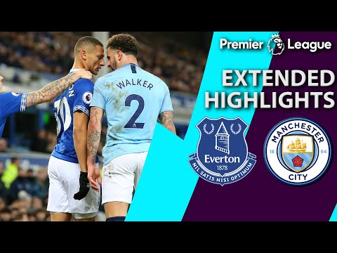 Video: Everton v. Manchester City | PREMIER LEAGUE EXTENDED HIGHLIGHTS | 2/6/19 | NBC Sports