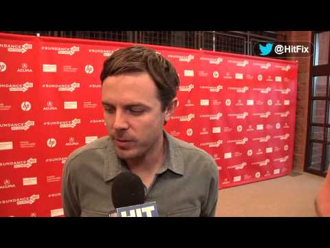 Ain't Them Bodies Saints - Interview with Casey Affleck on the 2013 Sundance Red Carpet