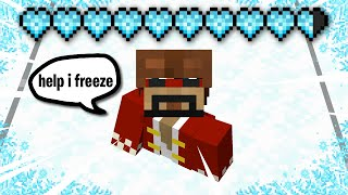Everything To Know About Powdered Snow In Minecraft 1.17