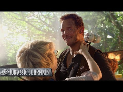 Jurassic World: El Reino Caído - Jurassic Journals #2 (HD)?>