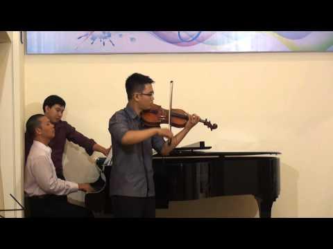 Vivaldi Summer solo Hoai Bao