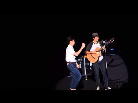 2014/11/30 Jason Mraz & Raining Jane – 'YES!' Tour – Be Honest @ TICC (Taipei)