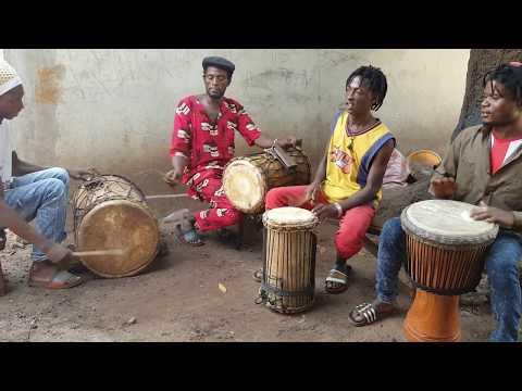 Small dundunba sequence - dundungbe, konowulen, kon massi, small gbada, sankaraba, gbadalaji