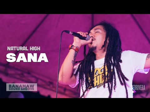"""Natural High - """"Sana"""" by Florante (Live Cover w/ Lyrics) - Banahaw Sound Groove"""