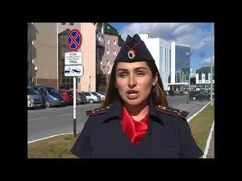 Комментарий представителя УМВД по ХМАО Софьи Юсиной по поводу ликвидации \террориста\ в Сургуте - DomaVideo.Ru