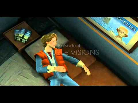 Back to the Future:The Game Episode 4 Double Visions Gameplay