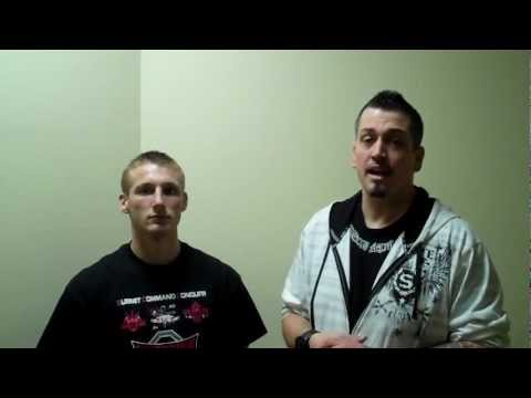 Shorty Weikel SCC4 Pre Fight Interview - February 11, 2012