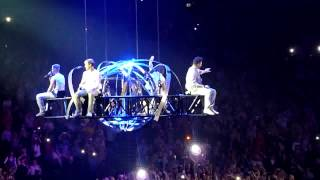 Westlife O2 12/05/12 The Farewell Tour- Mandy/Seasons In The Sun/Swear It Again/Home
