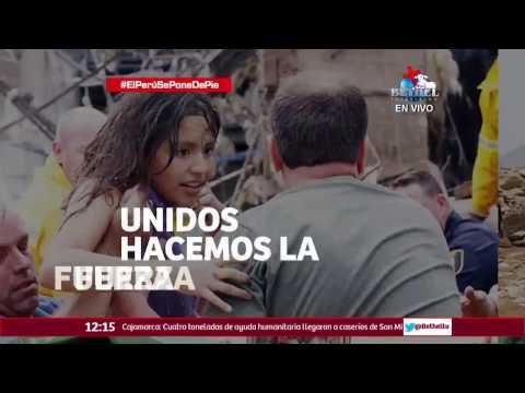Programa: #ElPerúSePoneDePie - (2era Edición) (видео)