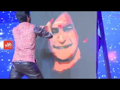 Video Vilas Nayak NTR live art in TANA 2017 USA download in MP3, 3GP, MP4, WEBM, AVI, FLV January 2017