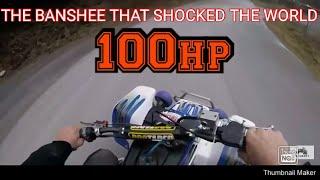 8. 100hp banshee