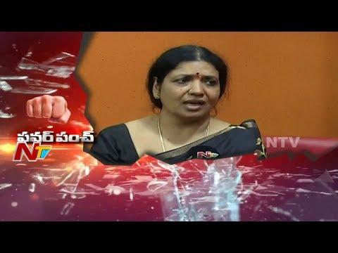 Jeevitha about Giving Nandi Award to Baahubali || Power Punch || NTV (видео)