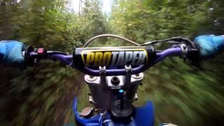 3. GoPro Yz 85 Trail Ride