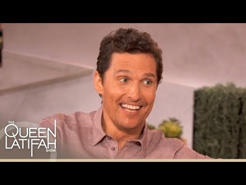 Matthew McConaughey (Full Interview) on The Queen Latifah