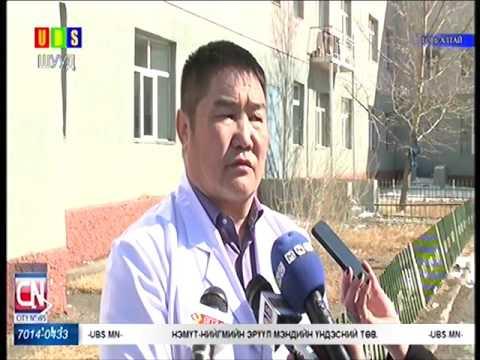 Говь-Алтай аймгийн эмнэлэгт түргэн тусламжийн автомашин хүлээлгэж өглөө