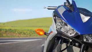 9. 2017 launch Yamaha YZF R3 first ride