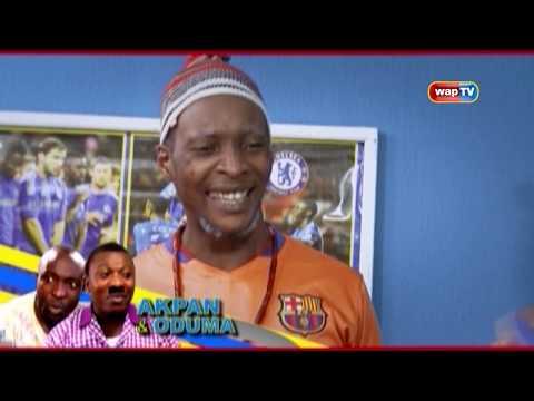 """Akpan and Oduma """"FOOTBALLERS"""""""