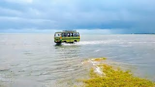Rameswaram India  City pictures : Tourist places in India - Ghost Town Dhanushkodi, Rameshwaram