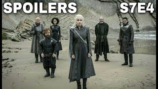 Welcome back for another Game of Thrones Season 7 Episode 4 Preview video. Today HBO released 10 new images taken during the filming of Game of Thrones Season 7 Episode 4 so let's take a look at what else we can expect. Arya Stark arrived in Winterfell. Theon Greyjoy arrives on Dragonstone. Sansa Stark goes back to the Godswood possibly with Bran Stark. Jaime Lannister and Bronn fight a Dragon during the Spoils of War on the Field of Fire and so much more! Comment below with all your thoughts. Thanks! Images from Game of Thrones are property of their creators, used here under fair use.Light of the Seven Remix can be found here!https://youtu.be/qXCuTo-x0WcSupport the channel on Patreon Here!https://www.patreon.com/TalkingThronesFollow me on Twitter Here!https://twitter.com/Talking_Thrones