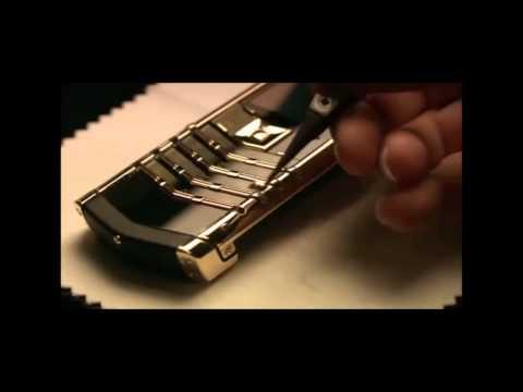 Quá trình làm ra chiếc điện thoại đắt nhất thế giới