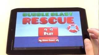 Bubble Blast Rescue YouTube video