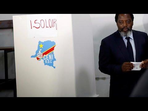 Demokratische Republik Kongo: Wahl eines neuen Präs ...