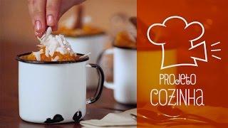 Doce de abóbora com coco | Projeto Cozinha