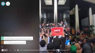 "Periscope Slank Jam Session bareng Ketua KPK ""Ku Tak Bisa"" di aksi dukung KPKPeriscope Artis Indonesia 2016:https://www.youtube.com/channel/UCT559GbkXJy16TNGf-jCbBw/videosPeriscope Paling Populer di Indonesiahttps://www.youtube.com/watch?v=S30FnT9A0x8&list=PUT559GbkXJy16TNGf-jCbBw#PeriscopeID #VLOG"