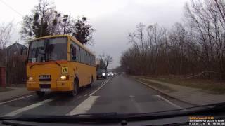 Prymitywizm drogowy w wykonaniu samochodowych cebulaków