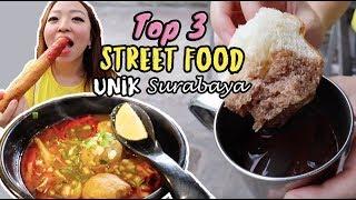 Download Video OMZET SEHARI RP 16 JUTA?! TOP 3 STREET FOOD UNIK SURABAYA WAJIB COBA!! MP3 3GP MP4