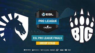 Liquid vs BIG - ESL Pro League S8 Finals - map2 - de_dust2 [CrystalMay & MintGod]