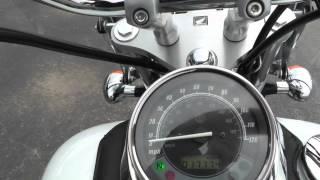 10. 201790   2009 Honda Shadow Spirit VT750C2F