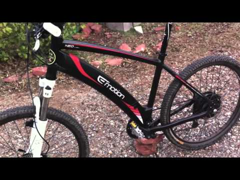 Emotion Neo Xtrem Electric Mountain Bike in for Review | Electric Bike Report