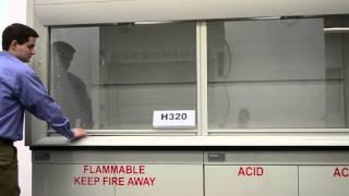 8′ Labconco Protector Laboratory Fume Hood