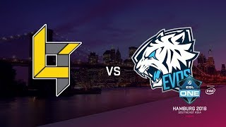 LOTAC vs EVOS, ESL Closed Quals SA, bo3, game 1 [Mortalles]