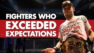 Video 10 Fighters Who Exceeded Expectations MP3, 3GP, MP4, WEBM, AVI, FLV Juli 2019
