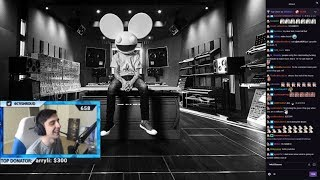 Video Shroud Reacts To Deadmau5's House MP3, 3GP, MP4, WEBM, AVI, FLV Mei 2018