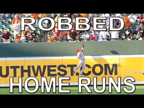 Robbed Home Runs Part 1