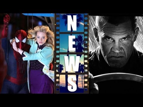 Spider Man - Sequel City! Beyond The Trailer host Grace Randolph talks about how Hollywood is sequel happy, setting The Amazing Spider-Man 3 for 2016 and The Amazing Spid...
