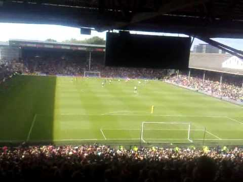 THE ARSENAL: Fulham away 22/5/11