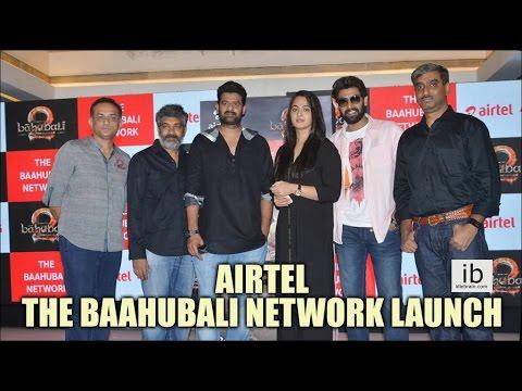 Airtel – The Baahubali Network launch