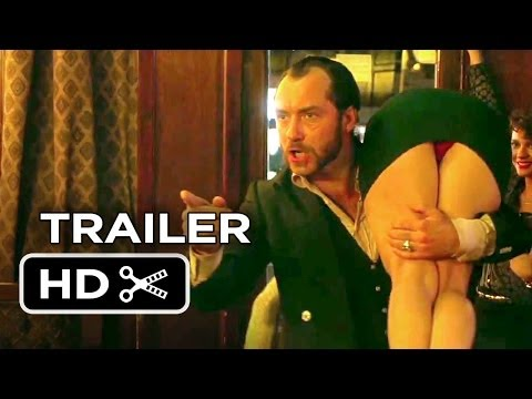 Dom Hemingway Official US Release Trailer (2014) – Jude Law Movie HD