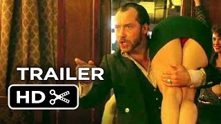 Nonton Dom Hemingway Official Us Release Trailer  2014    Jude Law Movie Hd Film Subtitle Indonesia Streaming Movie Download