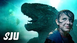 The FINAL Godzilla: King of Monsters Trailer Has Arrived! | SJU by Clevver Movies