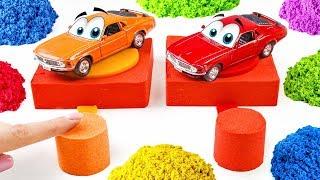 Video Learn Colours For Babies DIY (Creative Children Video) MP3, 3GP, MP4, WEBM, AVI, FLV Januari 2019