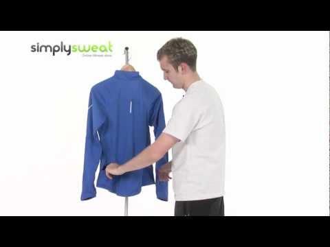 Nike Womans Element Shield Running Jacket- www.simplysweat.com