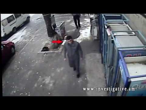 Բացահայտ հափշտակություն Մոսկովյան փողոցում գործող գրասենյակից  (տեսանյութ և լուսանկարներ)