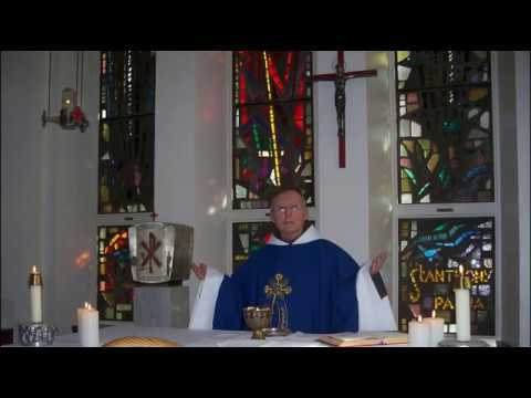 Novena Prayer to St. Anthony of Padua – Pray with Fr. Bob Warren, SA